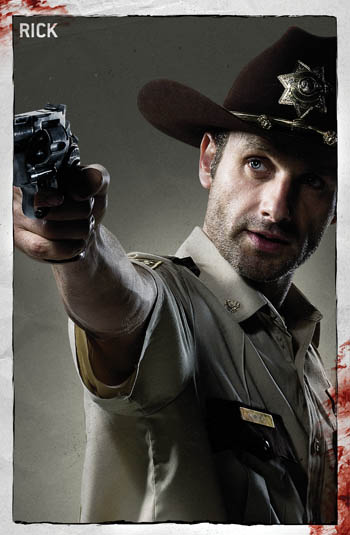 The Walking Dead - Rick