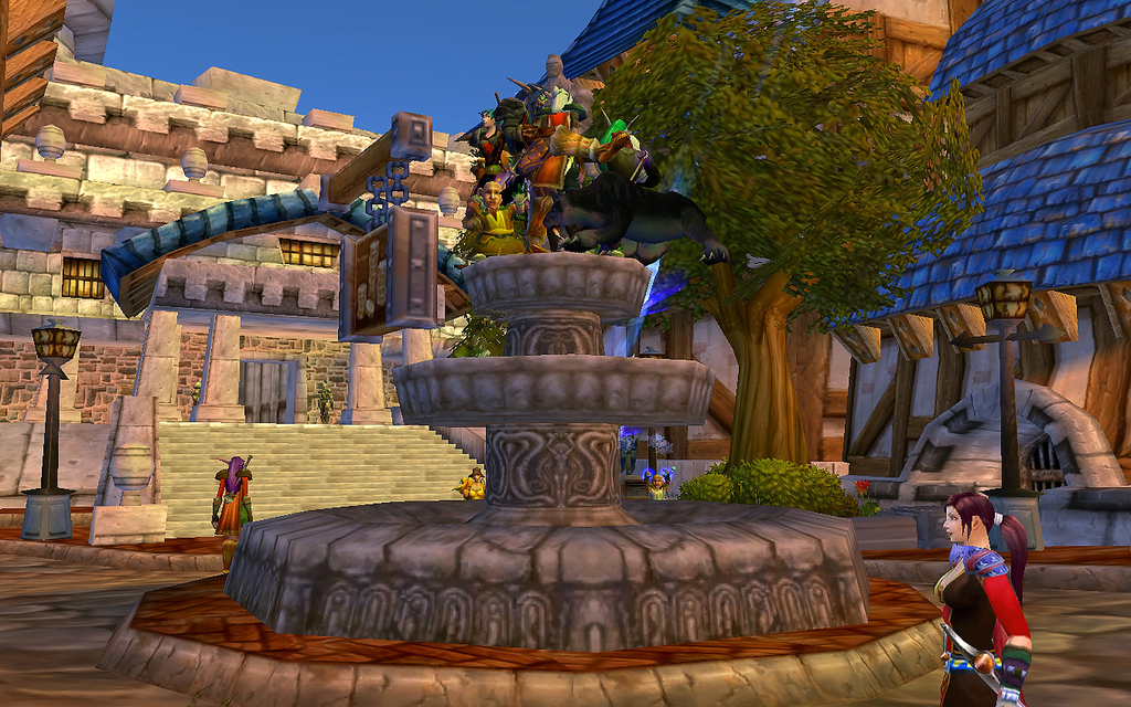 The New Stormwind
