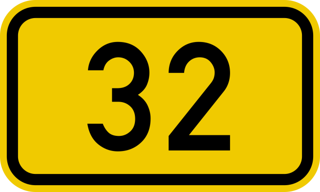 32 Sign